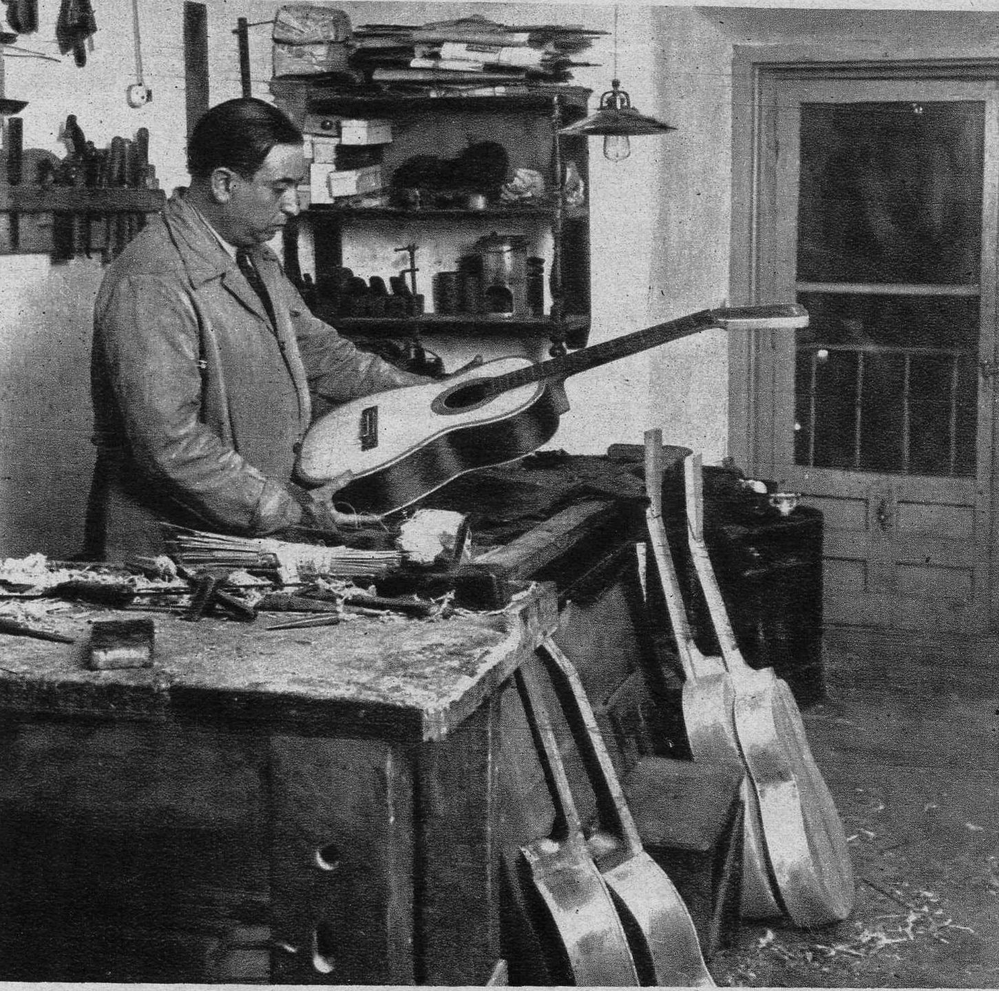José Ramírez II - 1885-1957
