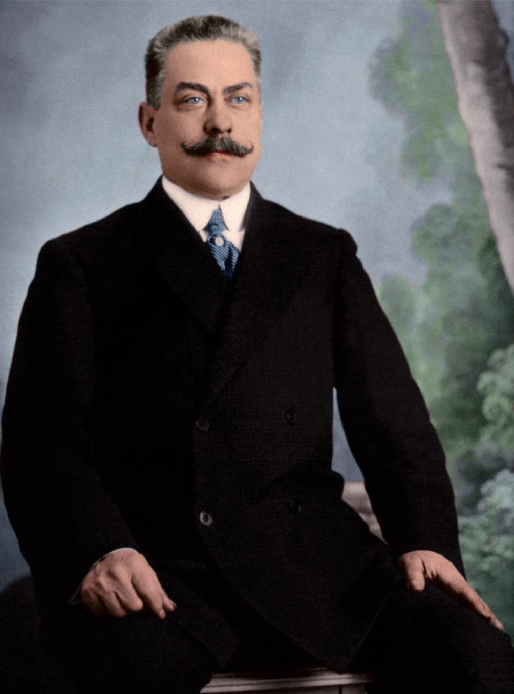 MANUEL RAMÍREZ 1864 - 1916